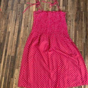 H&M Spaghetti Strap Summer Dress